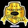 logo saying money back guarantee